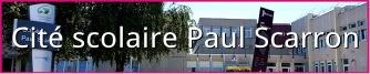 Cité Scolaire Paul Scarron
