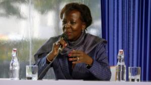 secretaire générale OIF Louise Mushikiwabo